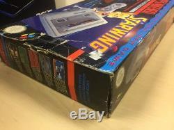 Super Nintendo Snes Starwing Boxed Console