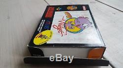 Super Nintendo Super Widget Ultra RARE PAL FAH version SNES