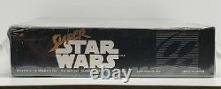 Super Star Wars Super Nintendo SNES New Factory Sealed