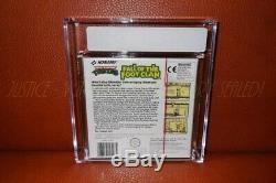 Super Turtles Foot Clan Nintendo Gb NES Gameboy NEU SEALED pal/uk VGA 85+ Snes