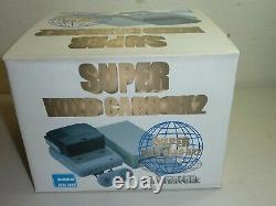 Super wild card dx2 swc3210dx2 for super nintendo snes brand new