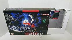 Terranigma English Translation SNES Super Nintendo NTSC RPG