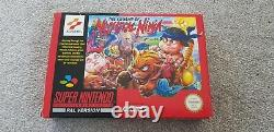 The Legend of The Mystical Ninja -Boxed With Manual Super Nintendo SNES Game PAL
