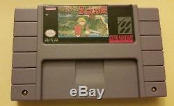 The Legend of Zelda BS Remix SNES Super Nintendo English Translated