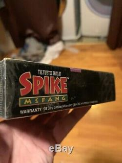 Twisted Tales of Spike McFang Super Nintendo (SNES). Brand New Factory Sealed