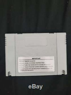 US SELLER SD2SNES Super Nintendo SNES FLASH CART Cartridge