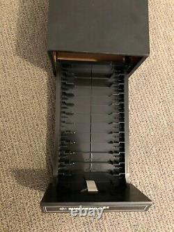 Vintage Nintendo 64 & SNES 12-Game Storage Case Cartridge Holder N64 Box Cabinet