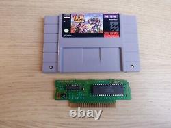 Wild Guns (Super Nintendo SNES) Authentic & Complete in Box CIB