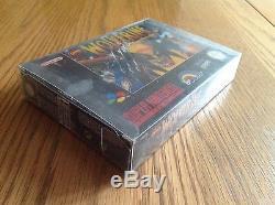 Wolverine Adamantium Rage SUPER NINTENDO (SNES) PAL (Europe version) rare game