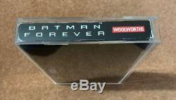 Woolworths Batman Forever set SNES Super Nintendo MEGA RARE