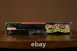 Yoshi's Island Factory Sealed SNES Super Nintendo New WATA VGA