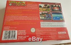 Yoshi's island precintado pal españa, snes, super nintendo