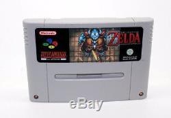 Zelda Ancient Stone Tablet Super Nintendo Snes Pal Ntsc