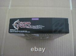 Authentic Super Nintendo Snes Chrono Trigger 100% Complete Great Shape Fun