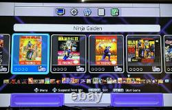 Authentique Super Nintendo Classic! Hacked Motded Hakchi Top 400 Nes Snes Jeux