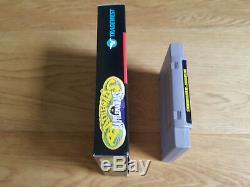 Battletoads En Battlemaniacs Us Snes Super Nintendo Ntsc M. Ovp, Anleitung, Cib