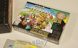 Beaucoup De Jeux Vidéo Scellé Avec Earthbound Et Super Mario Rpg (nes, Snes, Sega, Ps1)