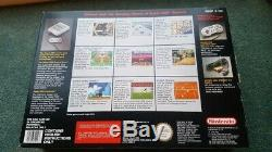 Brand New Inutilisé Super Nintendo Console Snes In Box Mint Condition Version Pal