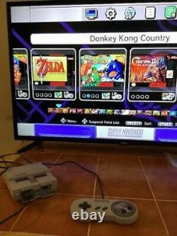 Brand New Snes Super Nintendo Classic Mini Entertainment System 21 Game Console