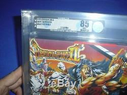 Breath Of Fire 2 II Complète Cib Vga 85 Q Qualifié Snes Super Nintendo! Menthe