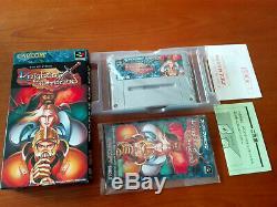 Chevaliers De La Manche Nintendo Super Famicom Snes / Super Nintendo