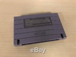 Chrono Trigger Complete Snes Jeu Super Nintendo Cib Avec Cartes Rares