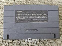 Chrono Trigger Snes Originale Super Nintendo Cartouche De Jeu Squaresoft Authentique