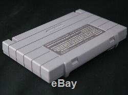 Chrono Trigger Super Nintendo Snes Cib Complète Dans L'encadré Insides Ex / Nm 8.5 Globalement