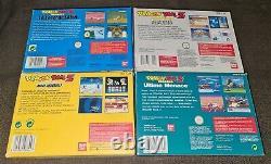 Collection Super Nintendo Snes Dragon Ball Z