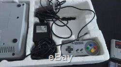 Consola Super Nintendo Super Nintendo Super Mario All Stars Pack En Caja + Juegos Extras
