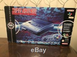 Console Box Super Vgc Mario World Super Nintendo