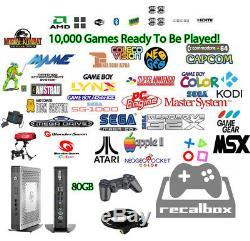 Console De Jeu Super Nintendo Classic Snes Mini Système De Divertissement 3500 Jeux