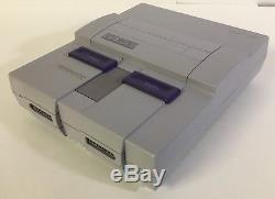 Console Super Nintendo Snes Box Box Killer Instinct 100% Complet N ° Mt