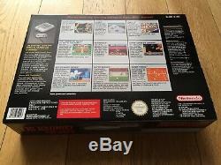 Console Super Nintendo Snes En Boîte Menthe