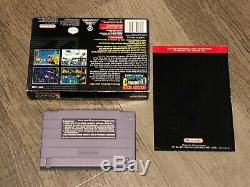 Donkey Kong Country 3 Super Nintendo Snes Complète Cib Authentique