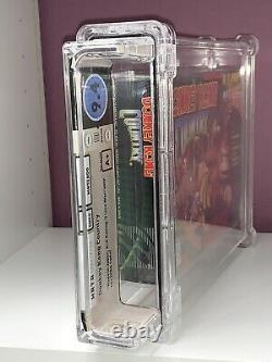 Donkey Kong Country Wata 9.4 A+ Factory Sealed Snes Super Nintendo Nes 1ère Impression