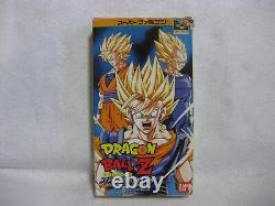Dragon Ball Z Hyper Dimension Super Famicom Nintendo Japon Jeux Vidéo Snes