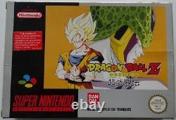 Dragon Ball Z Super Nintendo Snes