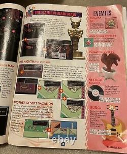 Earthbound Cib Super Nintendo Snes Complet Dans Big Box Authentic Earth Bound