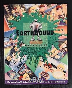Earthbound Super Nintendo Snes Cib Complete Big Box Panier Guide Authentique