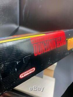 Earthbound Super Nintendo Snes Cib Complete Guide Box Scratch & Sniff Cartes Lot1