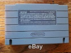 Earthbound (système De Divertissement Super Nintendo, 1995) Authentique