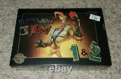 Earthworm Jim 1+2 25th Anniversary Edition Snes Classic Cartridge Pink Or Cow
