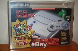 Ensemble De Console Super Nintendo Snes Avecyoshi's Island