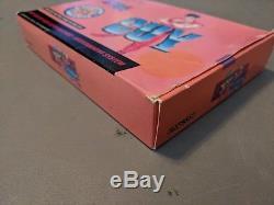 Final Fight Guy Boîte D'origine Seulement Super Nintendo Snes Authentic Pas Complet Cib