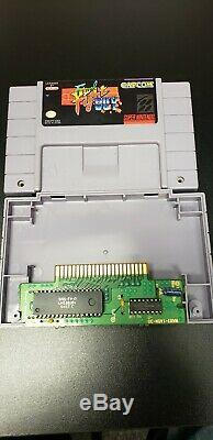 Finale Guy Fight (super Nintendo Entertainment System, 1992)