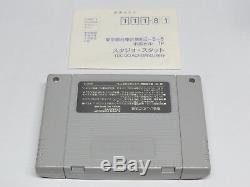 Go Go Ackman 3 Super Famicom Japon
