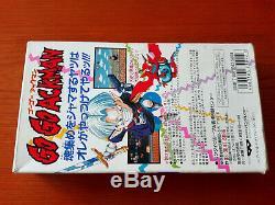 Go Go Ackman Nintendo Super Famicom / Super Snes De Les