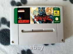 Hagane Snes Super Nintendo