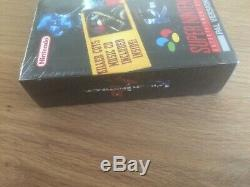 Instinct De Tueur Regarder Big Box New Neu Scellé Unbespielt Super Nintendo Snes Ovp